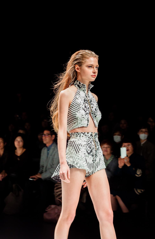 Mercedes benz tokyo fashion week