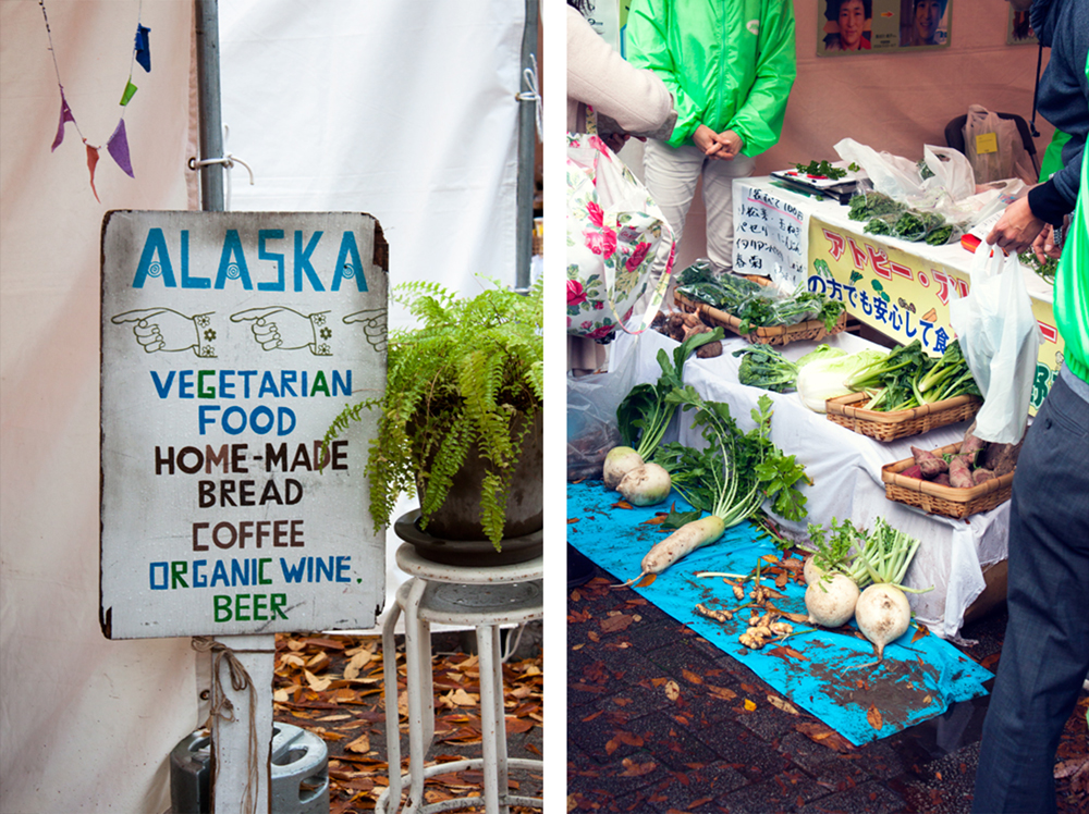 Tokyo Vege food festa, vegan, vegan food, tokyo, japan , 2014, organic vegetables, alaska
