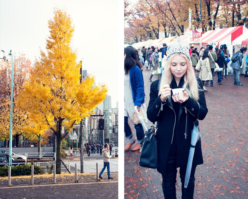 Tokyo Vege food festa, leopard hat, yoyogi park, vegan, vegan food, tokyo, japan , 2014, loving hut soy soup