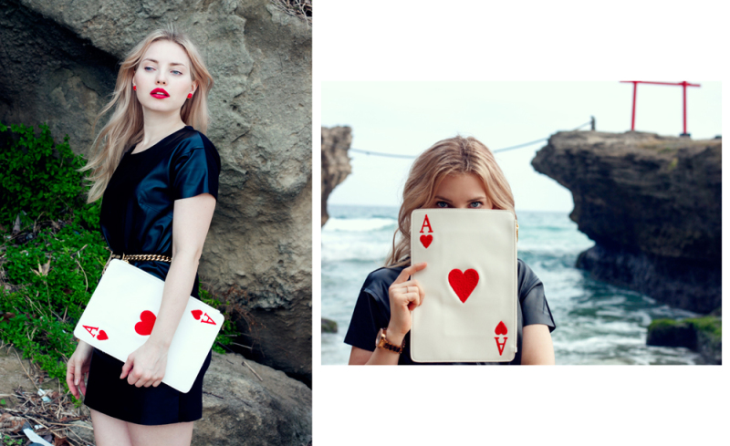 shimoda, heart clutch, japan traveling, beach, leather dress, japan, tokyo