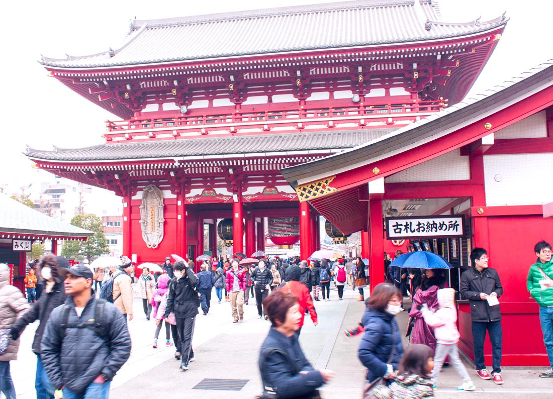 Asakusa, Tokyo, Japan, sensoji temple, tokyo sightseeing, buddhist temple, nakamise