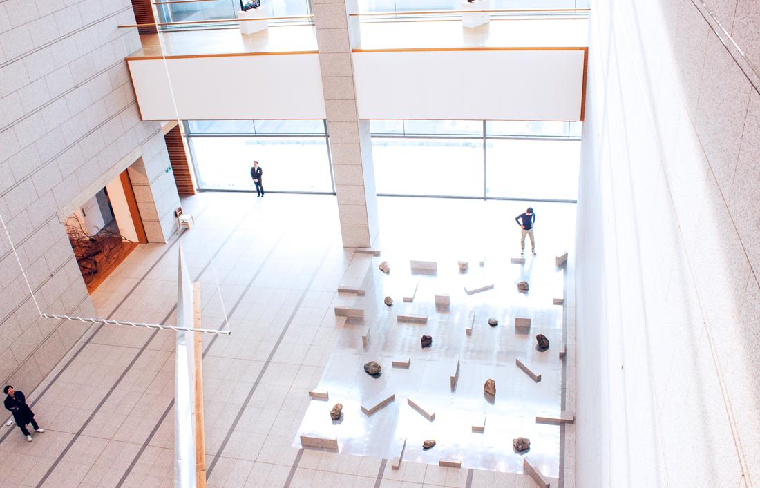 museum of contemporary art, tokyo , jana, mot museum tokyo, shiba, museum, art, car, wall art, culture, sightseeing