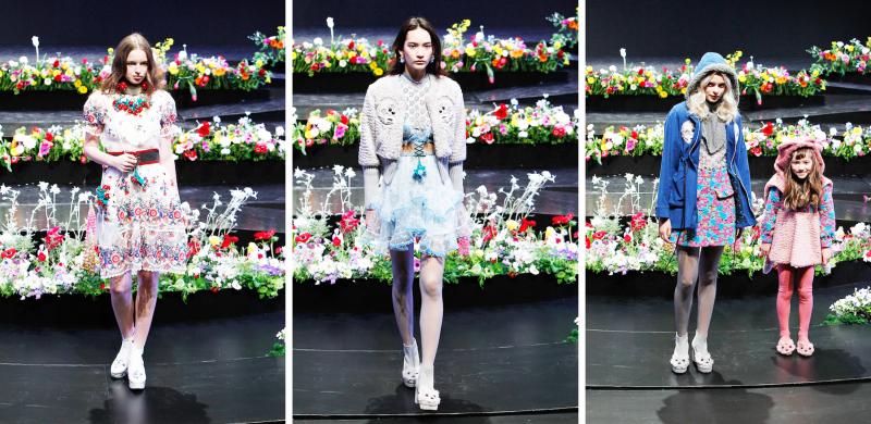 tokyo fashion wee, japan, mercedes-benz fashion week tokyo, sretsis FW 2015, sretsis fashion show