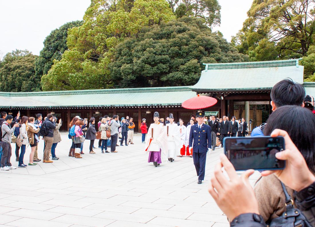 Japanese Wedding, tokyo, japan, traditional japanese wedding, meiji jingu mae, harajuku, shibuya